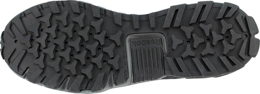 Men's Reebok Work Trailgrip Work RB3401 Alloy/Met Guard Toe Boot, Black/Grey Synthetic, large, image 4