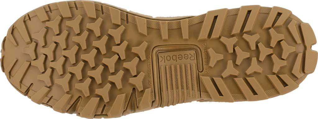 Men's Reebok Work Trailgrip Tactical RB3460 Comp Toe Side Zip Boot, Coyote, large, image 4