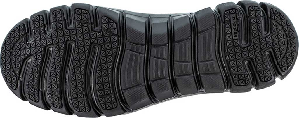 Women's Reebok Work Sublite Cushion Work RB435 SD Slip-Resistant Shoe, Black, large, image 4