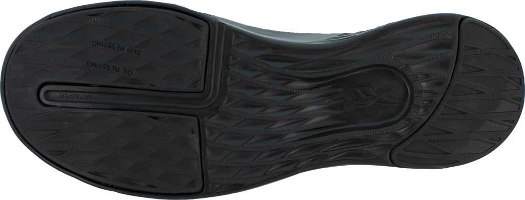 Men's Reebok Work Astroride Strike Work RB4672 Comp Toe Sneaker, Black Mesh, large, image 4