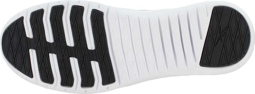 Men's Reebok Work Sublite Legend Work RB4023 Comp Toe Sneaker, Black/White Mesh, large, image 4