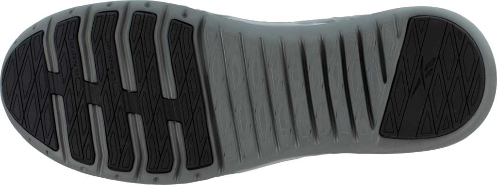 Men's Reebok Work Sublite Legend Work RB4020 Comp Toe Sneaker, Black/Grey Mesh, large, image 4
