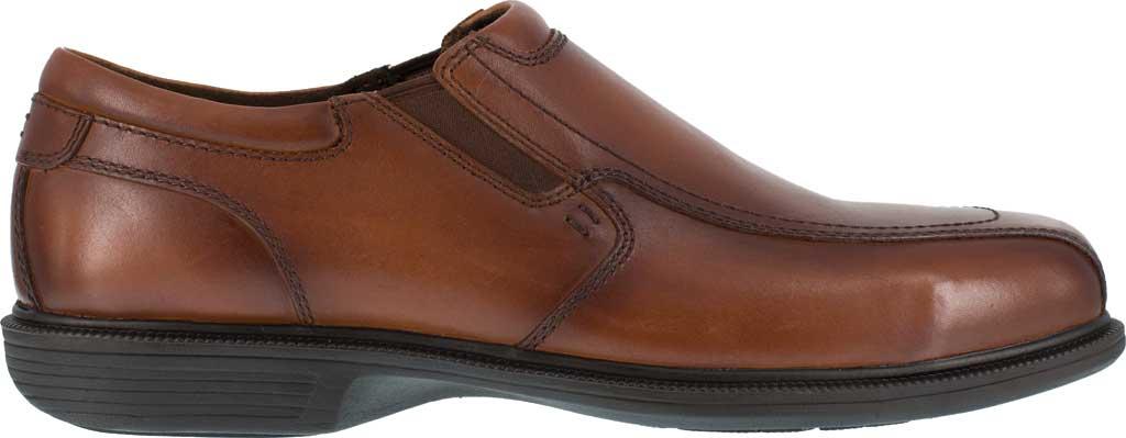 Men's Florsheim Work FS2006 Coronis Slip-On, Brown Leather, large, image 2