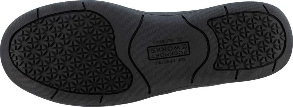Women's Rockport Works RK762 Daisey Alloy Toe Work Boot, Black Burnished Leather, large, image 4