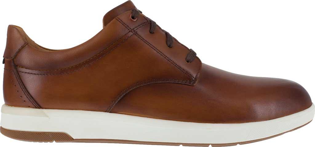 Men's Florsheim Work FS2650 Crossover Sneaker, Cognac Smooth Leather, large, image 2