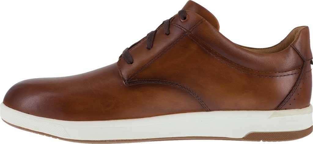 Men's Florsheim Work FS2650 Crossover Sneaker, Cognac Smooth Leather, large, image 3