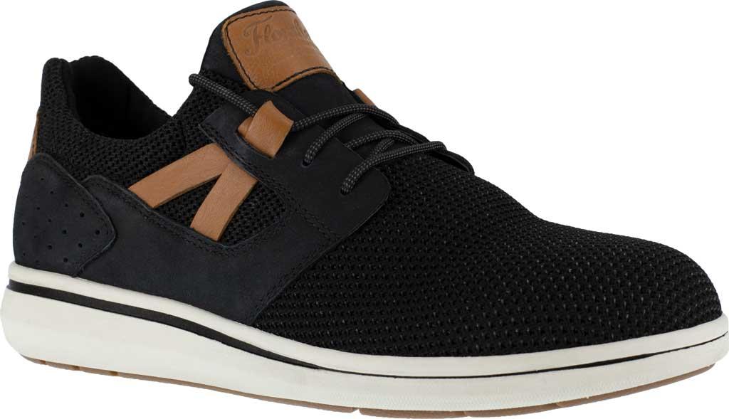 Men's Florsheim Work FS2472 Adventure Sneaker, Black Knit, large, image 1