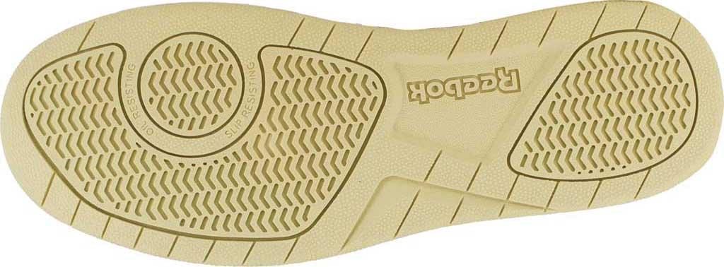Men's Reebok Work RB4136 BB4500 Composite Toe Work Shoe, Grey/Black Mesh/Leather, large, image 4