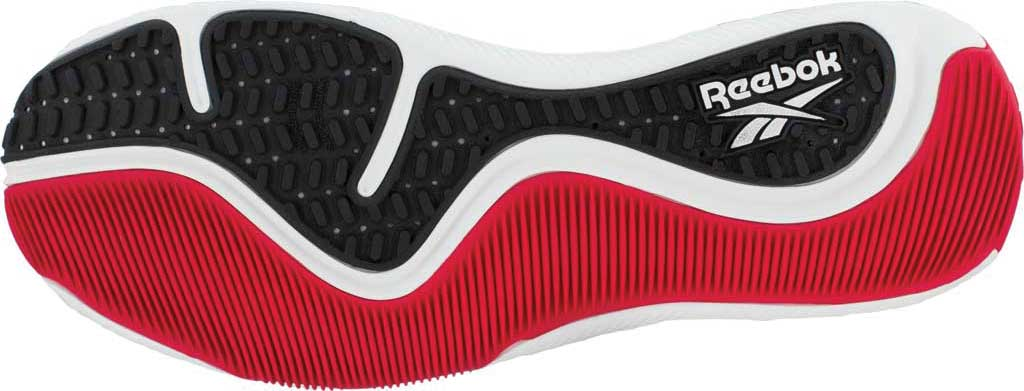 Men's Reebok Work RB4080 HIIT TR Composite Toe Work Shoe, Black/Red Mesh, large, image 4