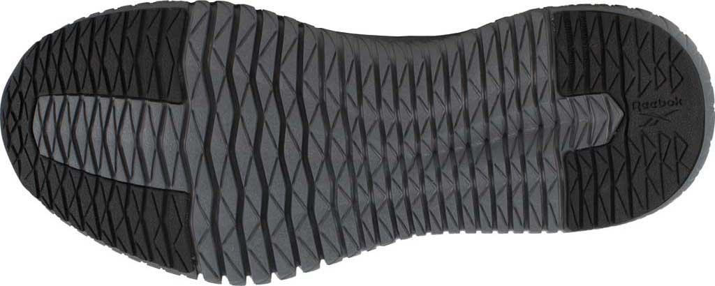 Women's Reebok Work RB464 Flexagon 3.0 Composite Toe Work Shoe, Black/Grey Nylon/Mesh, large, image 4