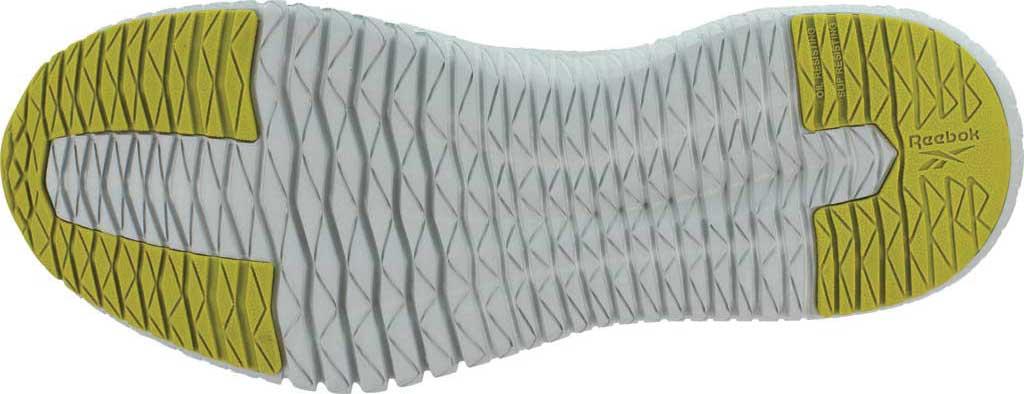Men's Reebok Work RB4063 Flexagon 3.0 Composite Toe Work Shoe, Lime/Grey Nylon/Mesh, large, image 4