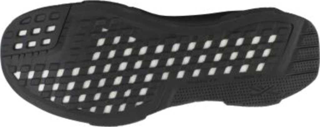 Men's Reebok Work RB4317 Fusion Flexweave Work Shoe, Black Knit, large, image 2