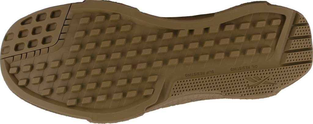Men's Reebok Work RB4360 Floatride Energy Tactical Safety Toe Boot, Coyote Cattle Hide Leather/Ballistic Nylon, large, image 4