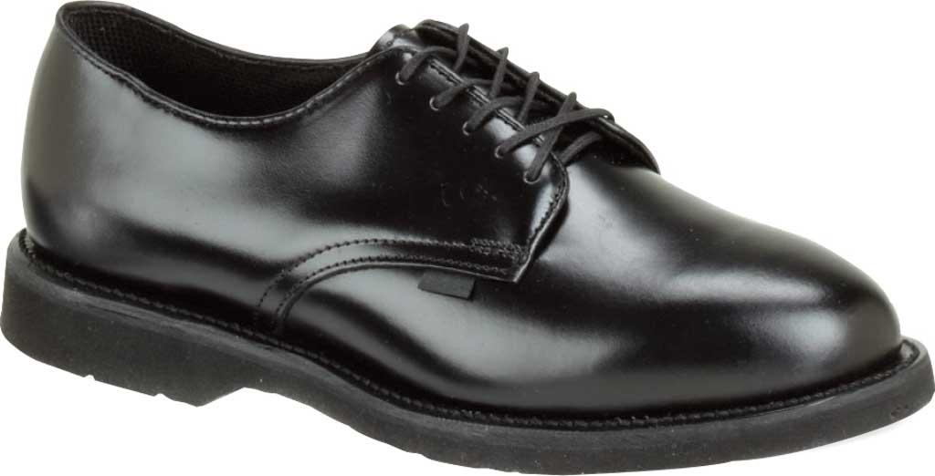 Women's Thorogood Classic Leather Oxford 534-6047, Black Full Grain Leather, large, image 1