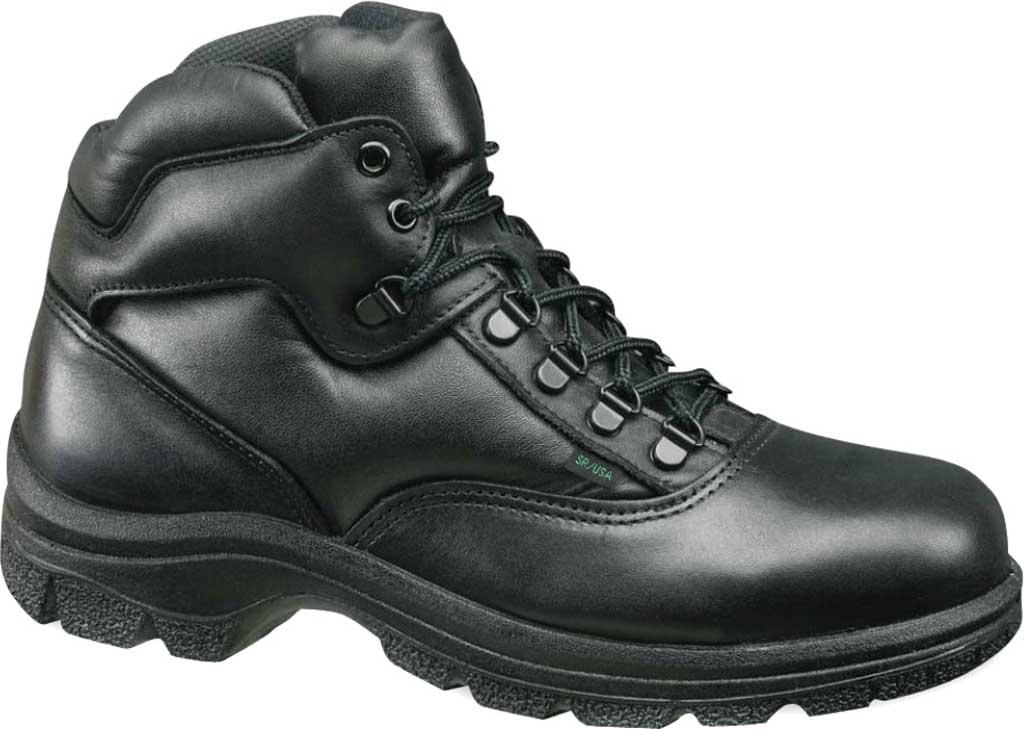 Women's Thorogood Ultimate Cross Trainer Work Boot 534-6574, Black Full Grain Leather, large, image 1