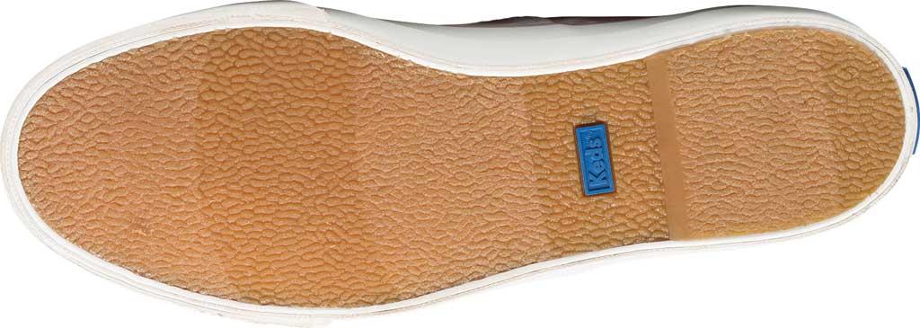 Women's Keds Surfer Tie Dye Organic Cotton Sneaker, Mauve Organic Cotton, large, image 6