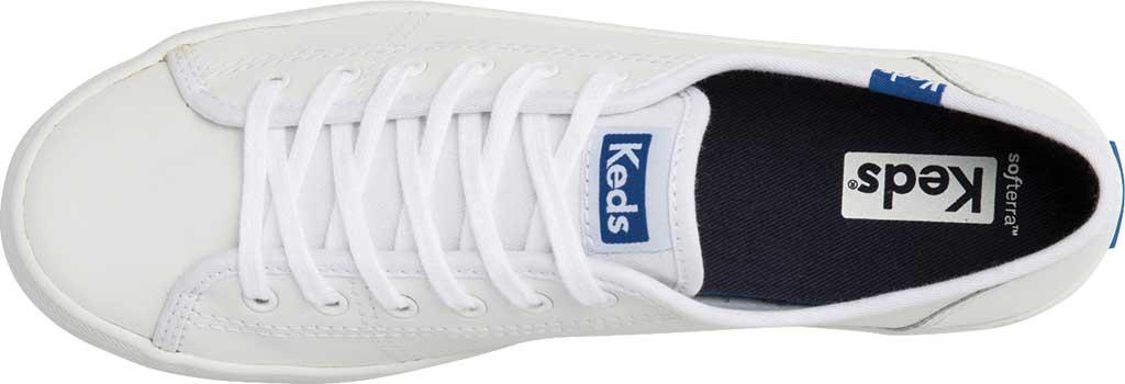 Women's Keds Kickstart Leather Sneaker, , large, image 5