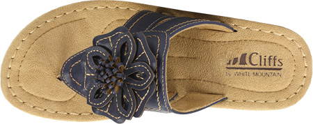 Women's Cliffs by White Mountain Carnation, Blue Synthetic, large, image 3