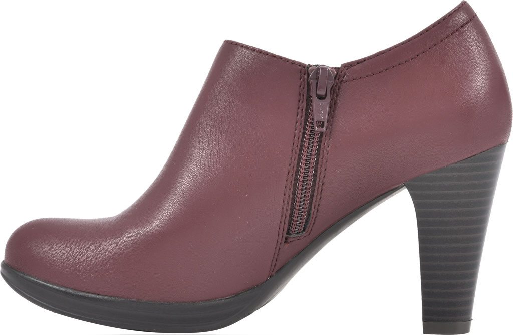 Women's Rialto Phiona, Merlot Smooth Faux Leather, large, image 3
