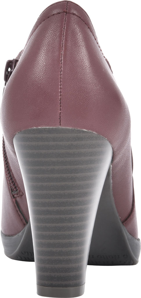 Women's Rialto Phiona, Merlot Smooth Faux Leather, large, image 4