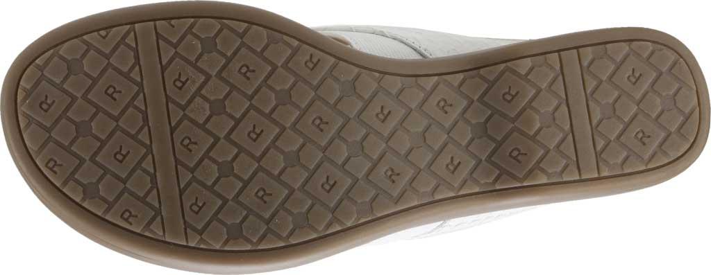 Women's Rialto Bumble Thong Wedge Sandal, White Snake Patent Polyurethane, large, image 6
