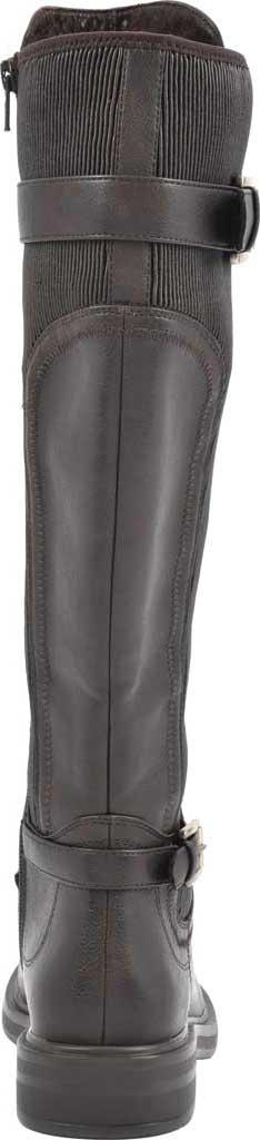 Women's White Mountain Meditate Knee High Boot, Dark Brown Smooth Tumbled Polyurethane, large, image 4