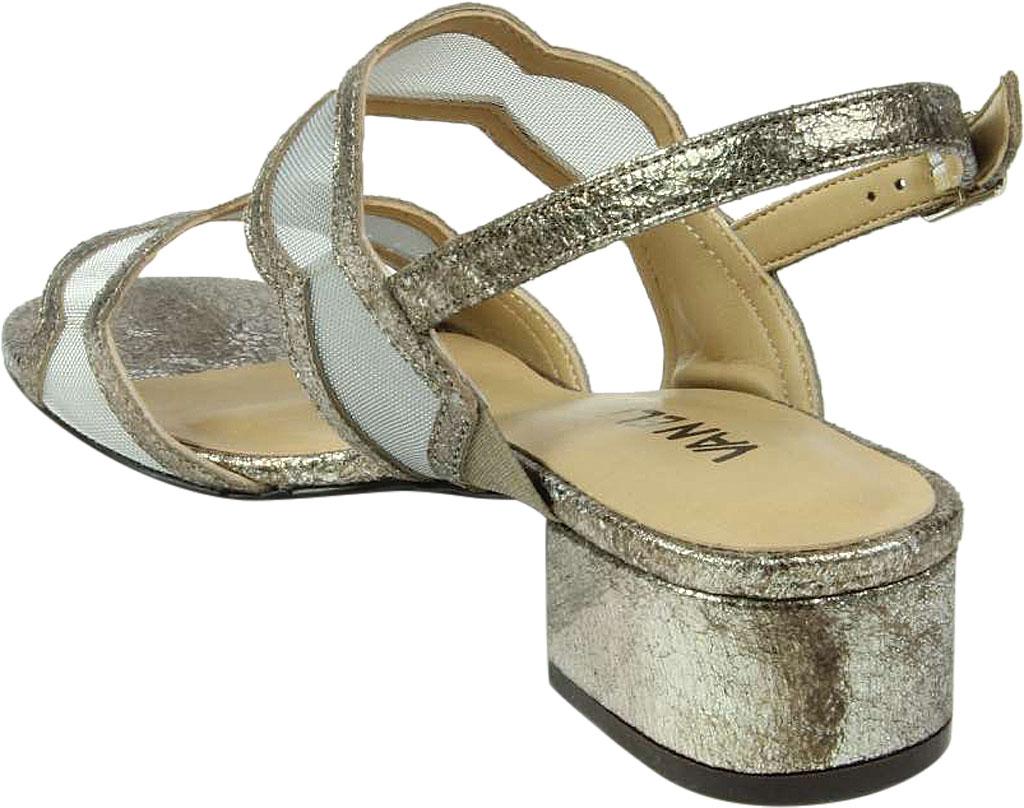 Women's VANELi Hesper Slingback Sandal, Pale Platino Gesa Kid Leather, large, image 4