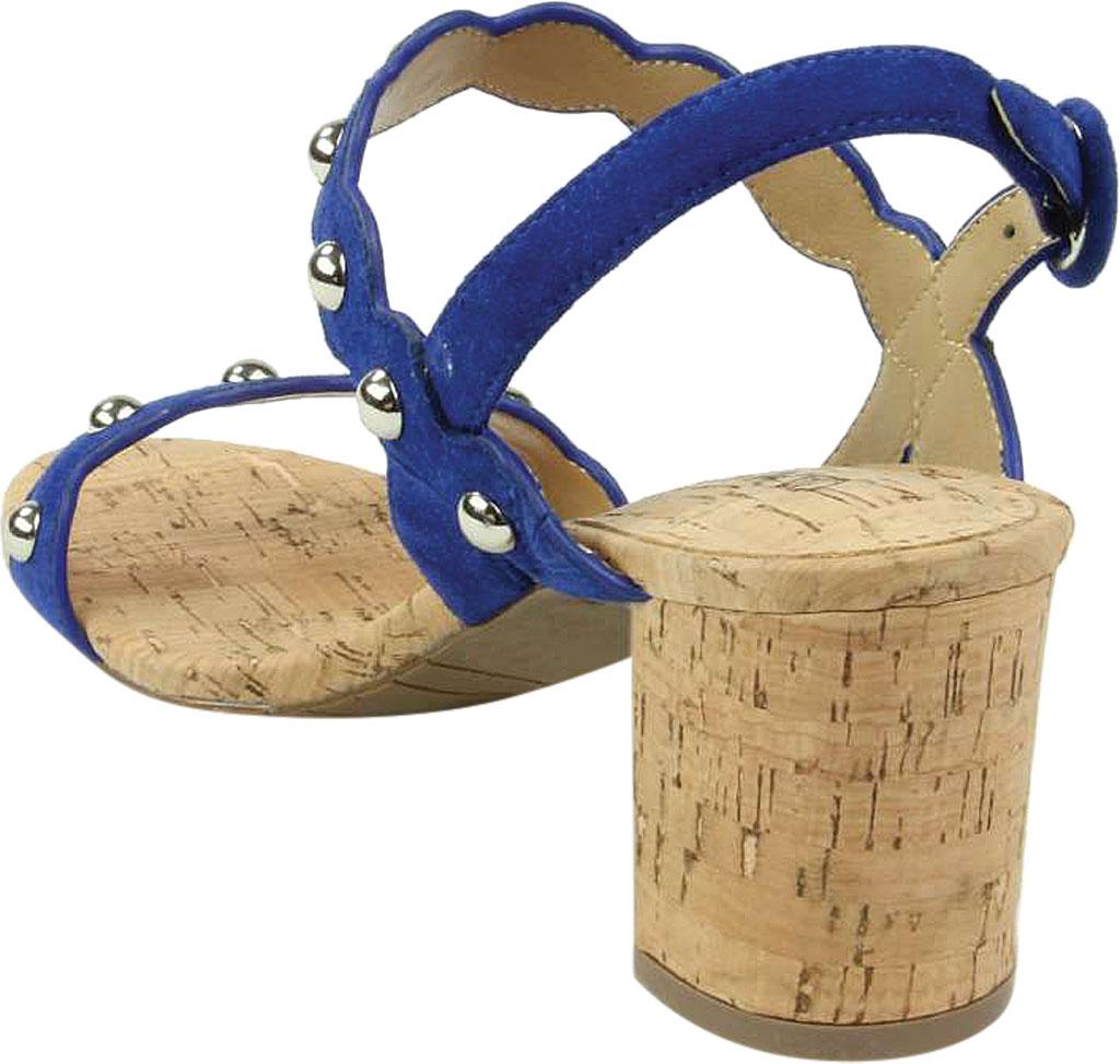 Women's VANELi Mavis Heeled Slingback Sandal, Jordan Blue Suede, large, image 4