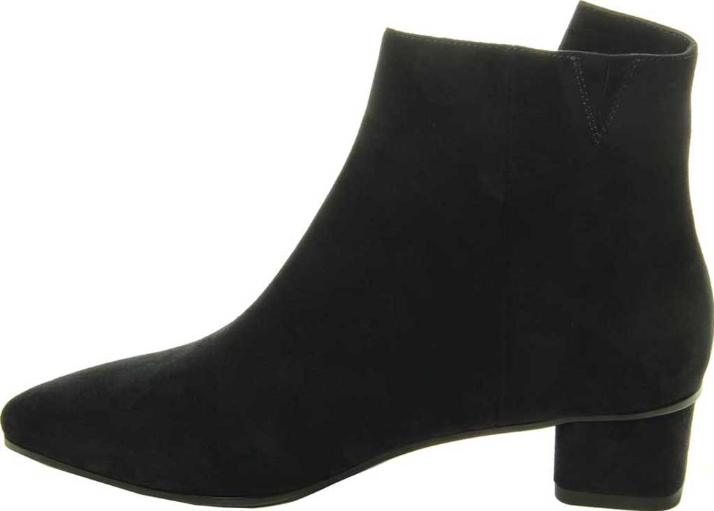 Women's VANELi Liking Pointed Toe Ankle Bootie, Navy Suede, large, image 3