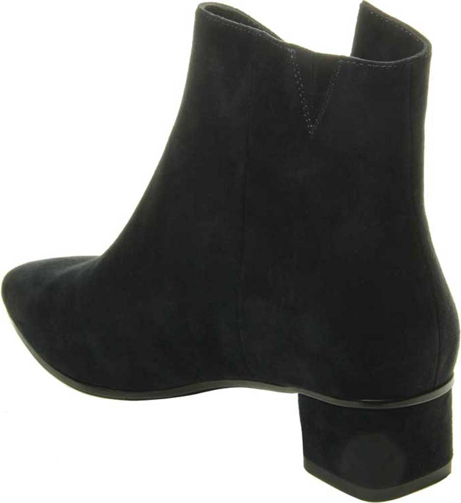 Women's VANELi Liking Pointed Toe Ankle Bootie, Navy Suede, large, image 4