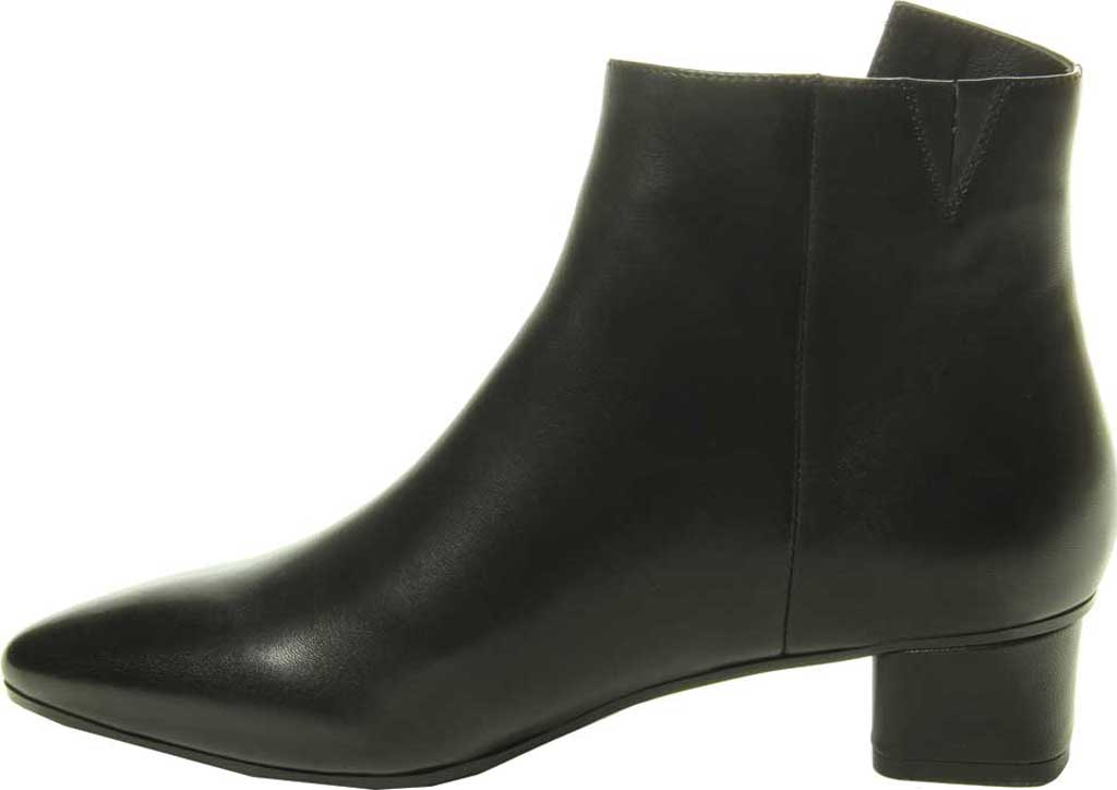 Women's VANELi Liking Pointed Toe Ankle Bootie, Black Nappa Leather, large, image 3