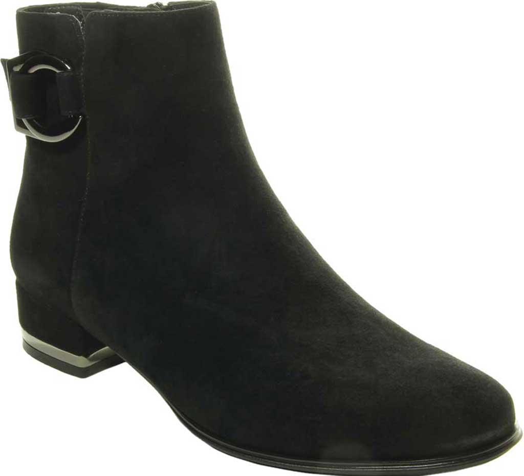 Women's VANELi Admon Ankle Bootie, Black Suede, large, image 1