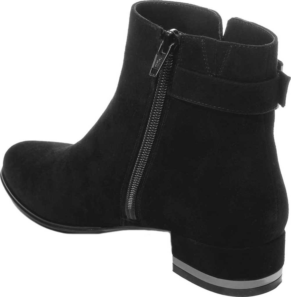 Women's VANELi Admon Ankle Bootie, Black Suede, large, image 4