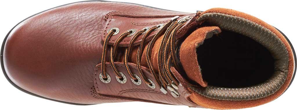 "Men's Wolverine DuraShock SR Boot 6""- Steel Toe EH, , large, image 4"