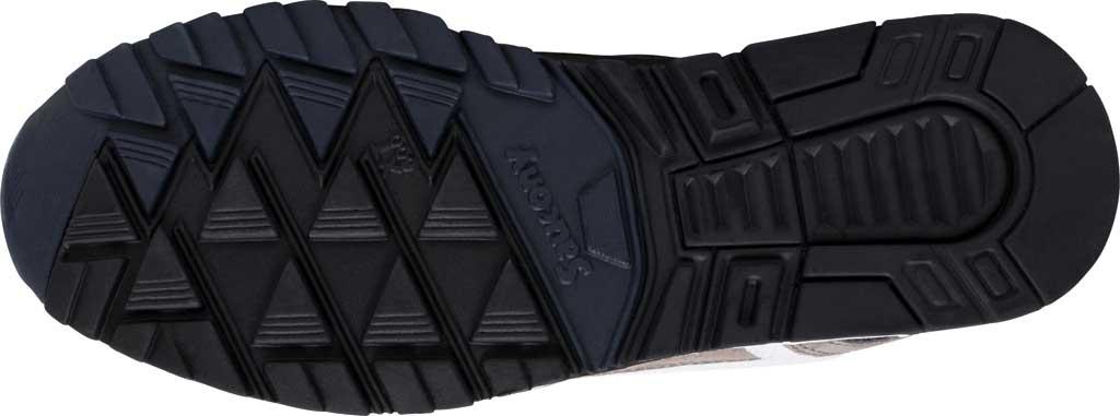 Men's Saucony Originals Shadow 6000 Sneaker, White/Grey/Navy, large, image 4