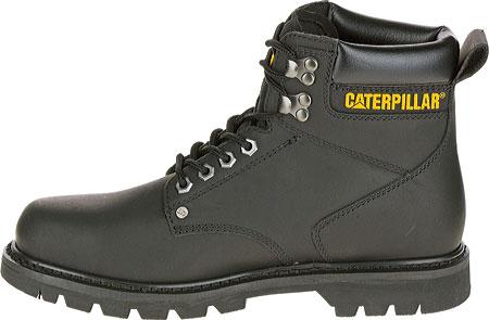 Men's Caterpillar Second Shift Work Boot, Black Seminole, large, image 3