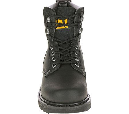 Men's Caterpillar Second Shift Work Boot, Black Seminole, large, image 4
