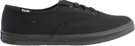 Women's Keds Champion Oxford Canvas Sneaker, Black/Black, large, image 2