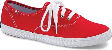 Keds Champion Oxford Canvas Fashion Sneaker Shoes Sz 6 Gray//White New