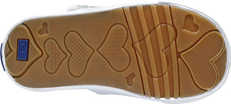 Girls' Keds Daphne Leather T Strap, , large, image 4