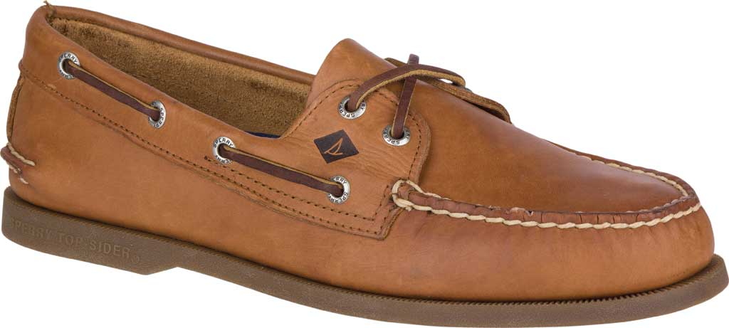 Men's Sperry Top-Sider Authentic Original Boat Shoe, Sahara, large, image 1