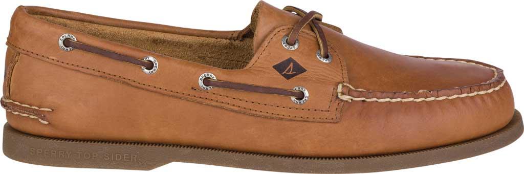 Men's Sperry Top-Sider Authentic Original Boat Shoe, Sahara, large, image 2