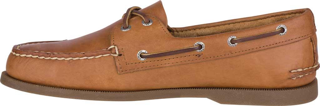 Men's Sperry Top-Sider Authentic Original Boat Shoe, Sahara, large, image 3