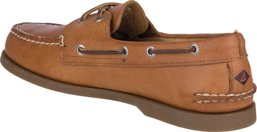 Men's Sperry Top-Sider Authentic Original Boat Shoe, Sahara, large, image 4