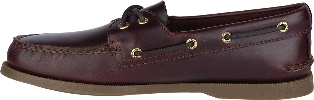 Men's Sperry Top-Sider Authentic Original Boat Shoe, Amaretto, large, image 3