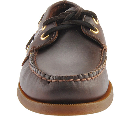 Men's Sperry Top-Sider Authentic Original Boat Shoe, Amaretto, large, image 4