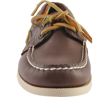 Men's Sperry Top-Sider Authentic Original Boat Shoe, Classic Brown, large, image 4