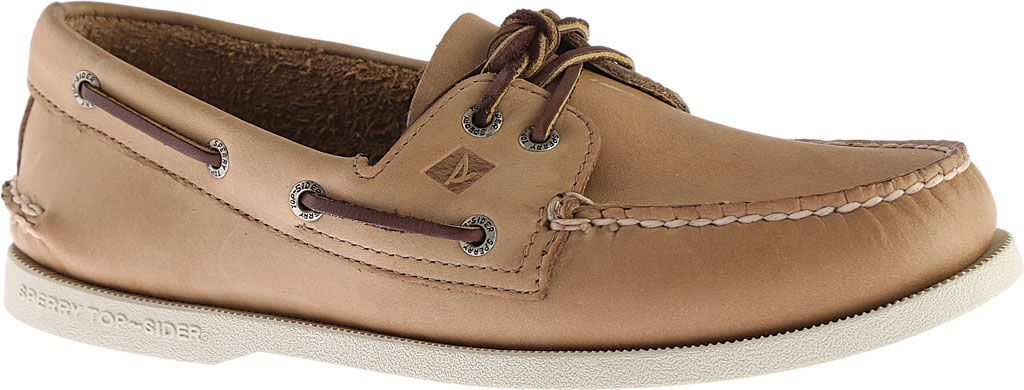 Men's Sperry Top-Sider Authentic Original Boat Shoe, Oatmeal, large, image 1