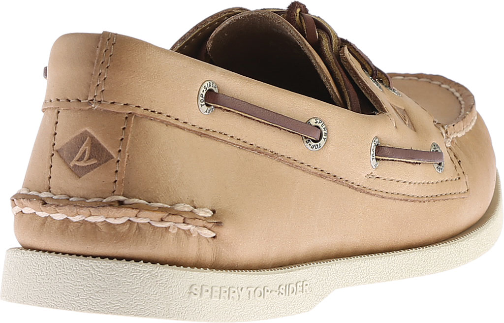 Men's Sperry Top-Sider Authentic Original Boat Shoe, Oatmeal, large, image 4