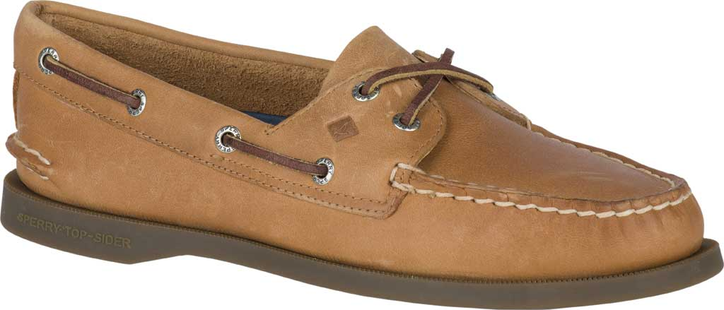 Women's Sperry Top-Sider Authentic Original Boat Shoe, Sahara, large, image 1